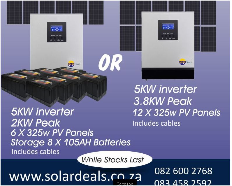 Solar Panel Prices South Africa How Much Do They Cost